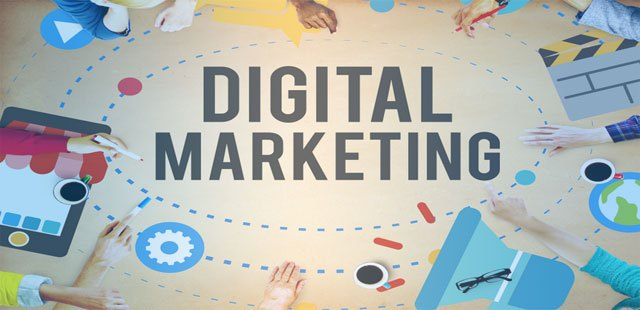 Digital Marketing Plays A Major Role In E-commerce...Do It Aptly!
