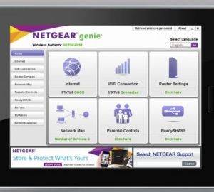 How To Use Netgear Genie To Get Prints From Ipad