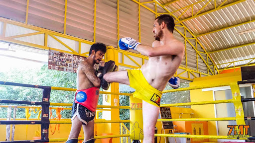 A Premiere Business Idea With Muay Thai In Thailand