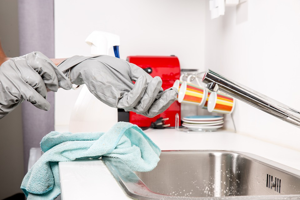 Keeping Your Office Clean Is Important For Your Business